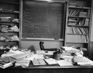 Albert Einstein office
